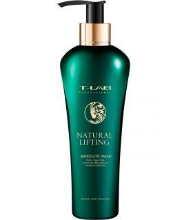 Шампунь-гель для природного питания волос, рук и тела T-LAB Professional Natural Lifting Absolute Wash