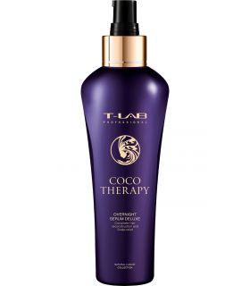 Сыворотка для волос T-Lab Professional Coco Therapy Overnight Serum Deluxe