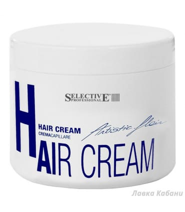Кондиционирующий крем Selective Artastic Flair Hair Cream