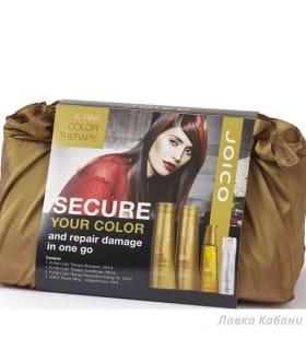 Набор для восстановления окрашенных волос Joico K-pak color therapy