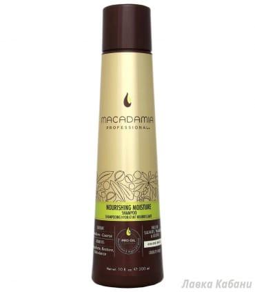 Питательный шампунь Macadamia Nourishing Moisture Shampoo
