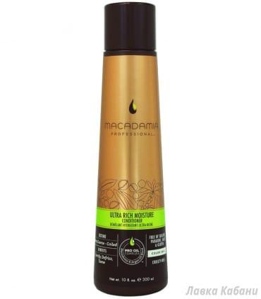 Ультра увлажняющий кондиционер Macadamia Ultra Rich Moisture Conditioner