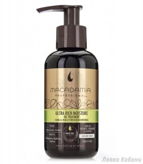 Фото Macadamia Ultra Rich Moisture Oil Treatment