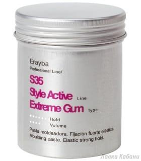 Фото Erayba S35 Extreme Gum - Поликомпонентная масса для моделирования, 100 мл