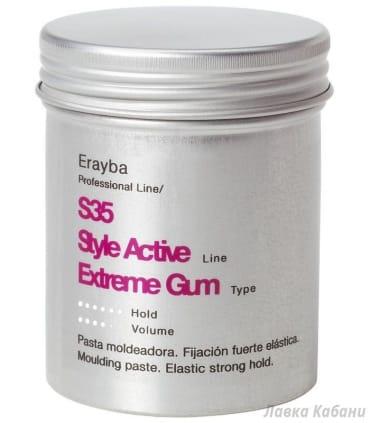 Erayba S35 Extreme Gum - Поликомпонентная масса для моделирования, 100 мл
