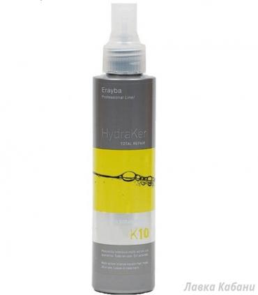 Маска с кератином, аргановым маслом и пантенолом - ERAYBA HydraKer K10 Keratin Total Mask 150 мл