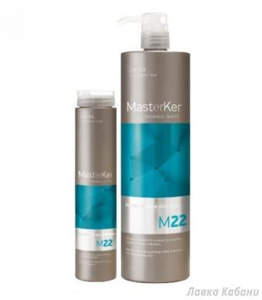 ERAYBA MASTERKER M22 Keratin Volume Shampoo - Шампунь для объема, 250 мл