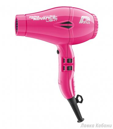 Фен Parlux Advance розовый