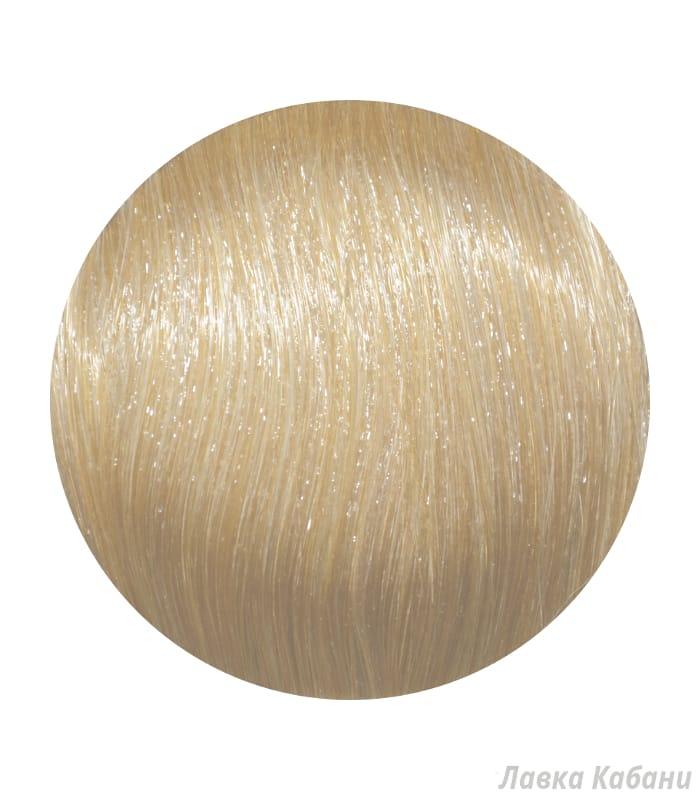 Фото оттенка 10.0 Пастельный блонд Cutrin SCC-Reflection