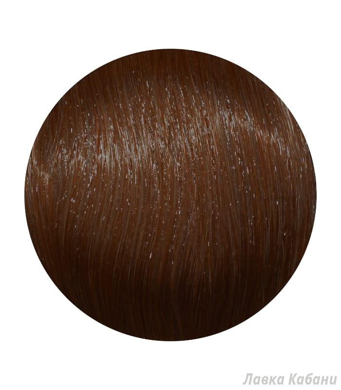 Фото оттенка 5.3 Золотистый светло коричневый Cutrin SCC-Reflection