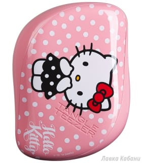 Фото 1 Tangle Teezer Compact Styler Hello Kitty Pink