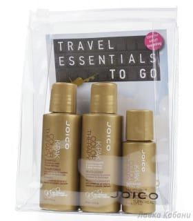 Фото Joico K-pak color therapy travel set
