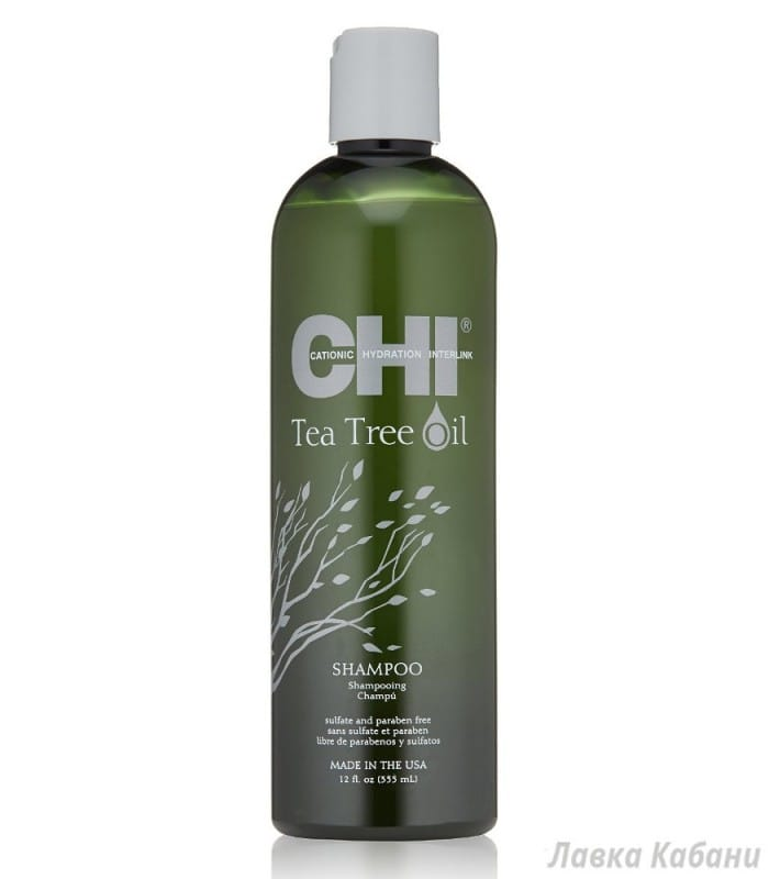Фото 1 CHI Tea Tree Oil Shampoo