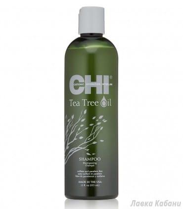 Шампунь с маслом чайного дерева CHI Tea Tree Oil