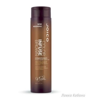 Фото Joico Color Infuse Brown Conditioner