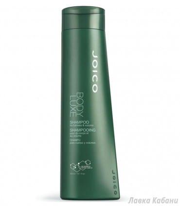 Шампунь для пышности и объема Joico Body luxe