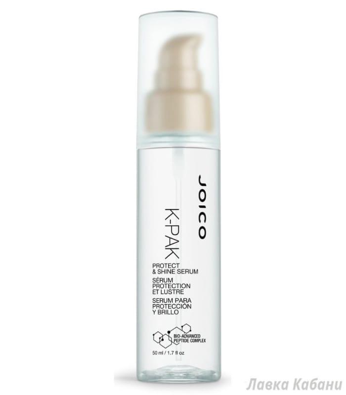 Фото Сыворотки для защиты и блеска Joico K-pak Protect & Shine Serum
