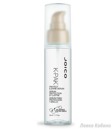 Сыворотка для защиты и блеска Joico K-pak Protect & Shine Serum