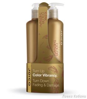 Фото Подарочого набора Joico K-Pak color therapy duo
