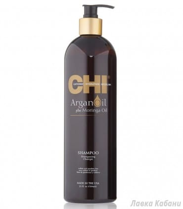 Восстанавливающий шампунь CHI Argan Oil