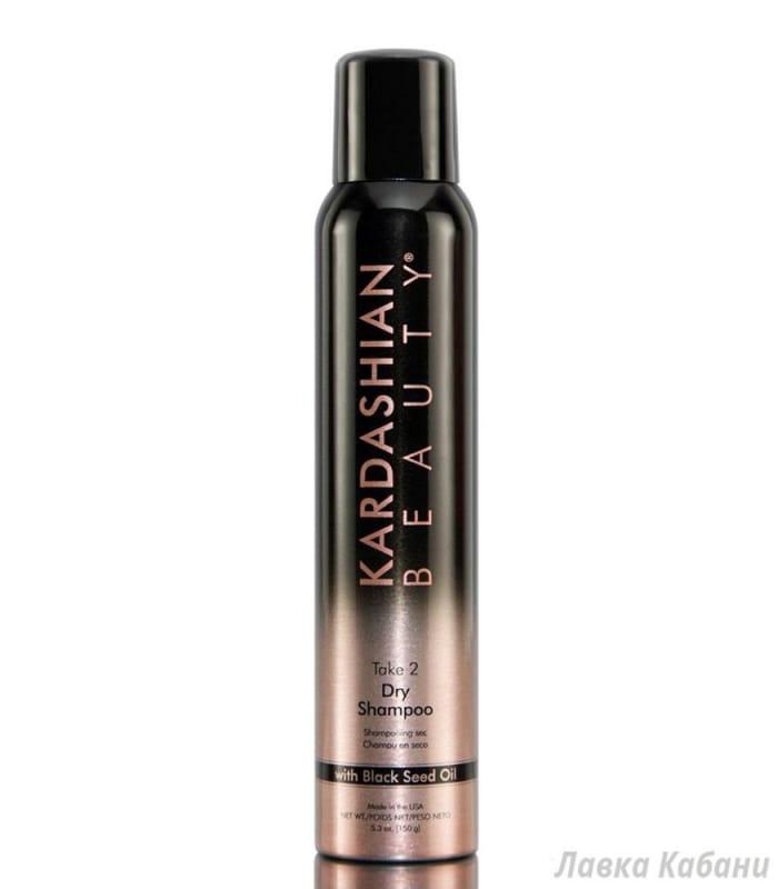 Фото CHI Kardashian Beauty Сухой шампунь для волос Кардашьян Бьюти Take 2 Dry Shampoo