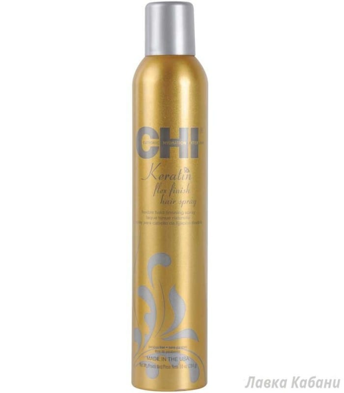 Фото CHI Keratin Flex Finish Hair Spray