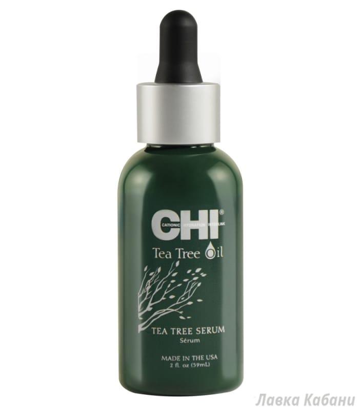Фото Сыворотки с маслом чайного дерева CHI Tea Tree Oil Serum