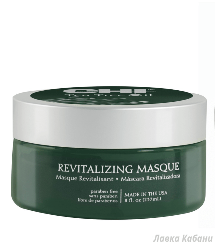 Восстанавливающая маска CHI Tea Tree Oil Revitalizing Masque
