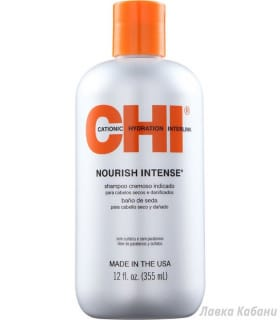 Фото CHI Nourish Intense Silk Bath Hydrating