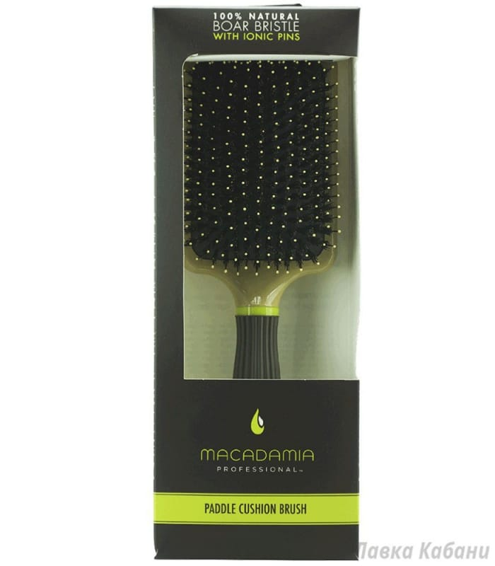 Фото 2 Щетки плоской Macadamia Paddle cushion brush