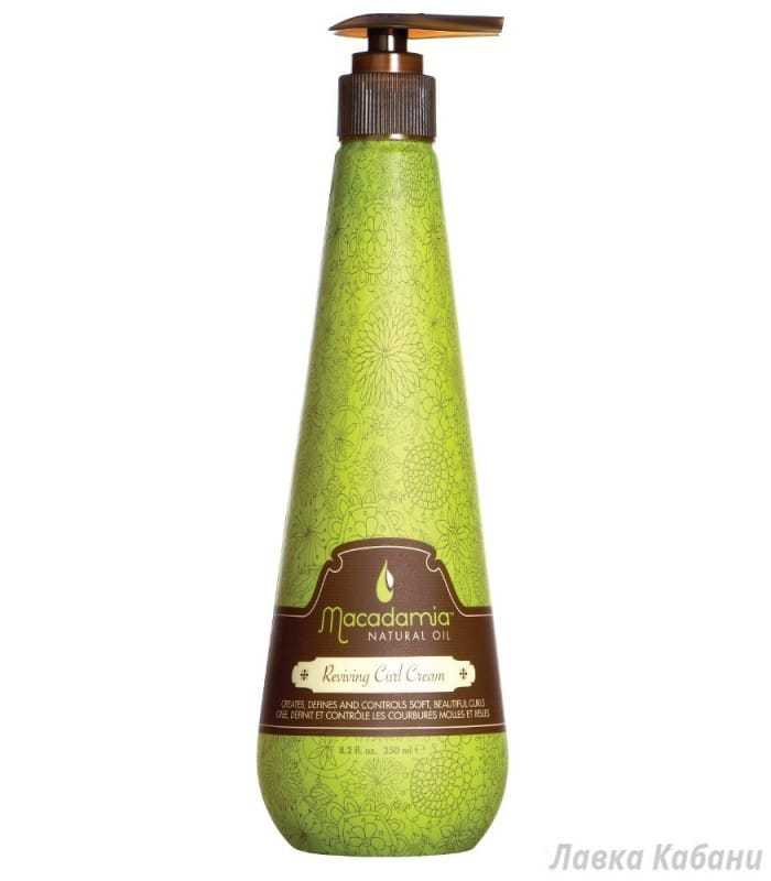 Фото 3 Крема оздоравливающего для кудрей Macadamia 250 мл