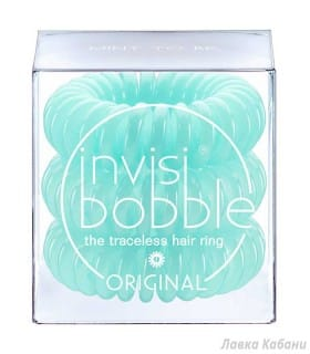 Фото Резинки Invisibobble Original Mint to Be
