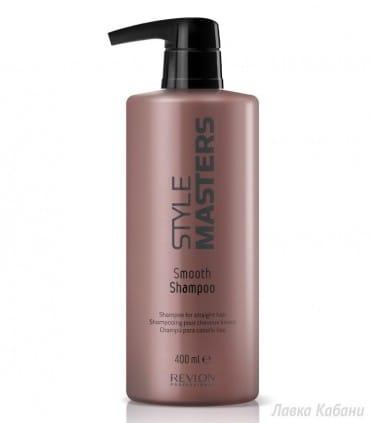 Фото Шампуня Revlon Professional Style Masters Smooth Shampoo