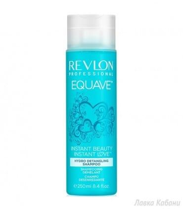 Увлажняющий шампунь с кератином Revlon Professional Equave