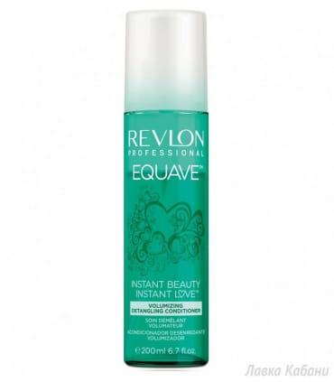 Кондиционер для объема волос с кератином Revlon Professional Equave