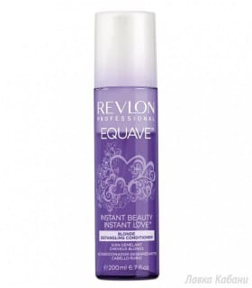 Фото Revlon Professional Equave Blonde Detangling Conditioner