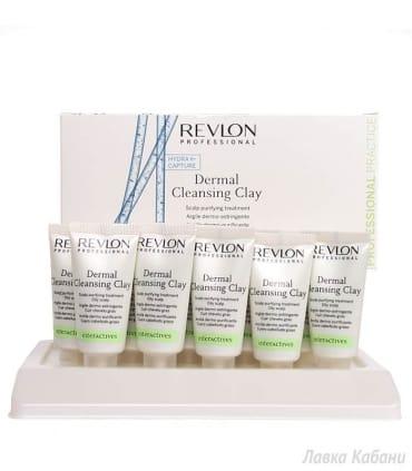 Глина очищающая для кожи головы Revlon Professional Interactives Dermal Cleansing Clay