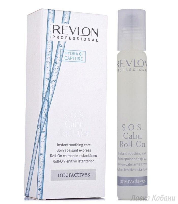 Фото Revlon Professional Interactives S.O.S. Calm Roll-On