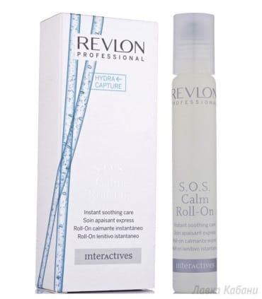 Шариковый экспресс-аппликатор для чувствительной кожи головы Revlon Professional Interactives