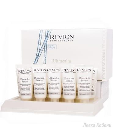 Увлажняющая и успокаивающая сыворотка Revlon Professional Interactives Ultracalm Serum