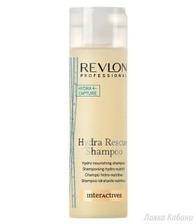 Фото Шампуня для сухих и поврежденных волос Revlon Professional Interactives Hydra Rescue Shampoo