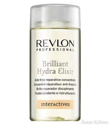 Эликсир для сухих и поврежденных волос Revlon Professional Interactives