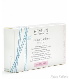 Фото Revlon Professional Interactives Blonde Sublime Booster