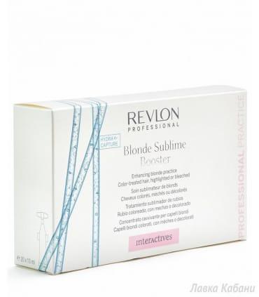 Эмульсия для увлажнения осветленных волос Revlon Professional Interactives