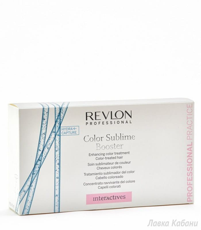 Фото Revlon Professional Interactives Color Sublime Booster