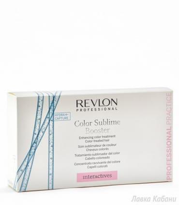Эмульсия для увлажнения и сохранения окрашенных волос Revlon Professional Interactives