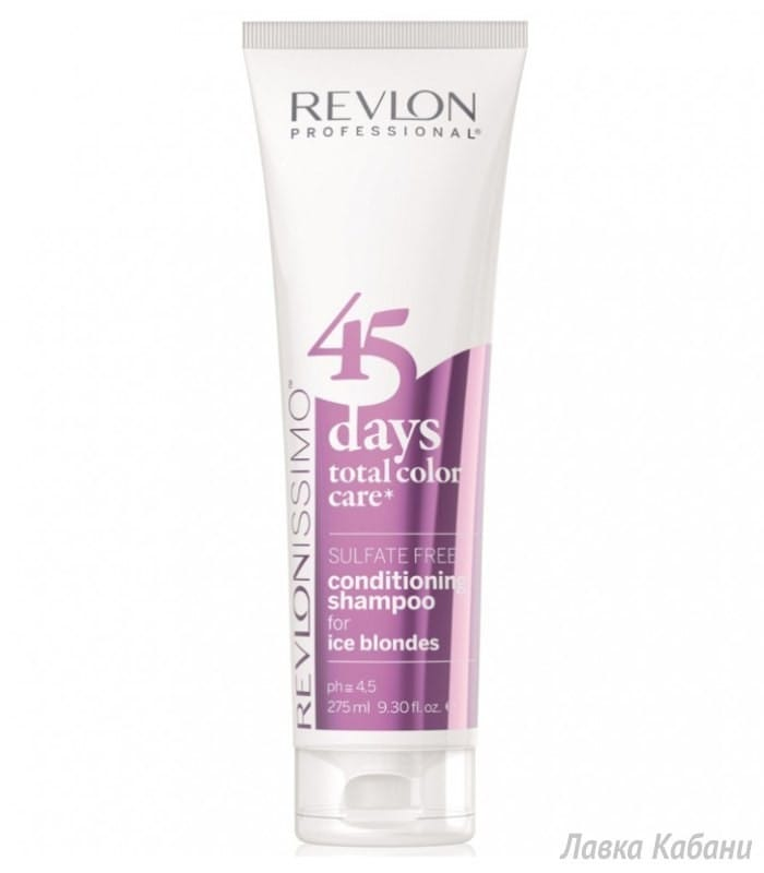 Фото Revlonissimo 45 days Ice Blondes 2in1