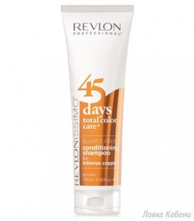 Фото Revlonissimo 45 days Intense Coppers 2in1