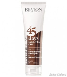 Фото Revlonissimo 45 days Sensual Brunettes 2in1