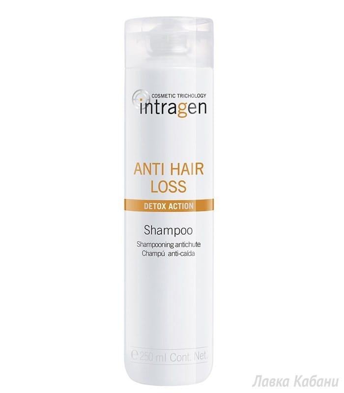 Фото Шампуня против выпадения волос Revlon Professional ІNTRAGEN ANTI HAIR LOSS SHAMPOO